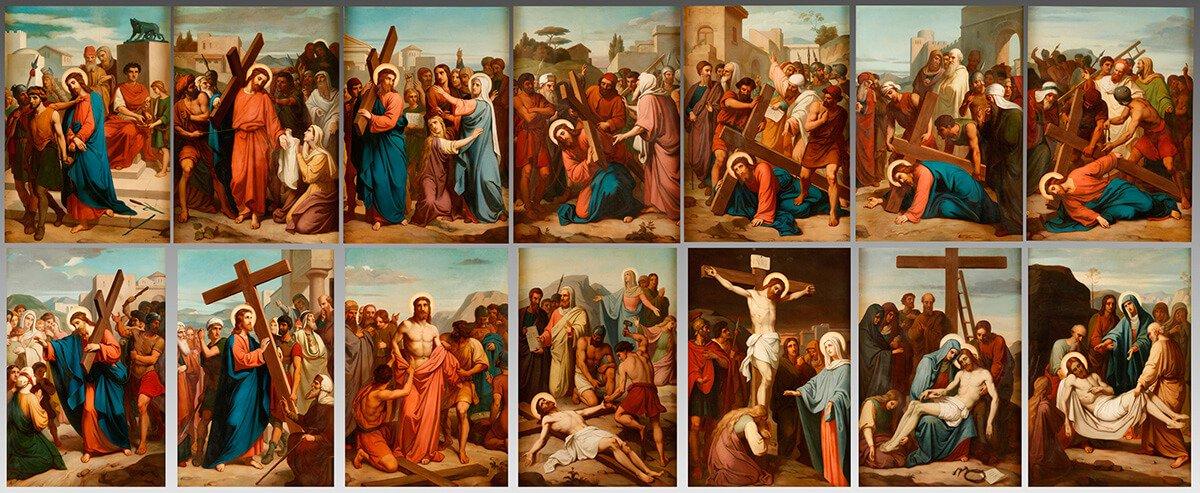 8 razones del Papa para rezar el Via Crucis