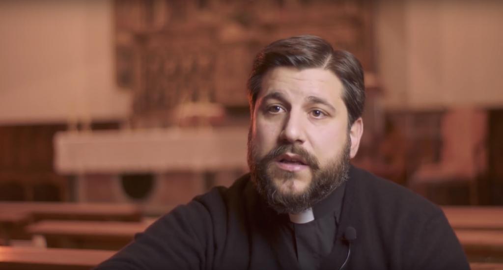 José Ángel Zubiaur: «Quise ser el señor de mi vida pero Dios puso su dedo en mi corazón»
