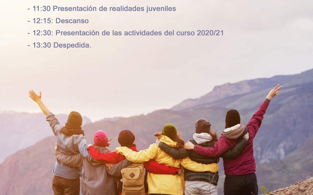 Encuentro de Pastoral Juvenil – 26 de septiembre