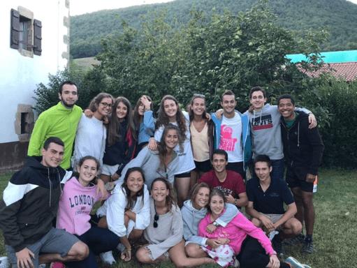 Parroquia de la Paz. Grupos de jóvenes