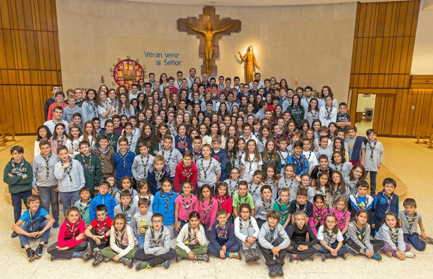 Grupo Scout Nuestra Señora de la Paz