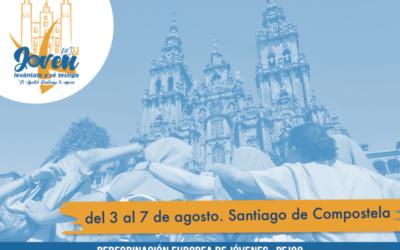 Se aplaza la Peregrinación Europea de Jóvenes a Santiago a 2022