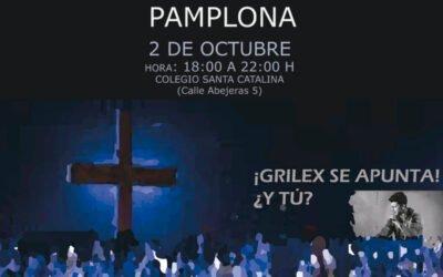 ¡Los símbolos de la JMJ vienen a Pamplona!